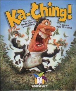 Kaching! Card Game