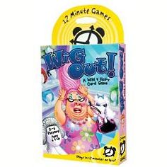 Wig Out Card Game