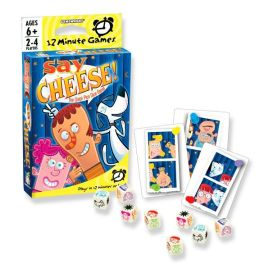 12 Minute Say Cheese Card game