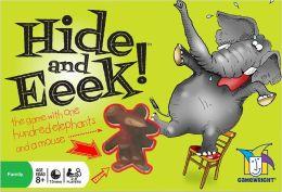 Hide and Eek game
