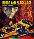 Video/DVD. Title: Blood & Black Lace