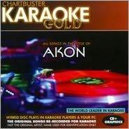 Chartbuster Karaoke Gold: Akon