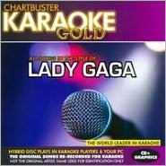 Chartbuster Karaoke Gold: Lady Gaga