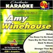 Karaoke: Amy Winehouse [Chartbuster]
