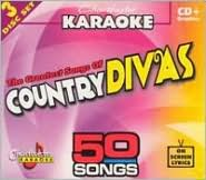Chartbuster Karaoke: Greatest Songs of Country Diva Hits