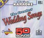 Chartbuster Karaoke: Greatest Wedding Songs