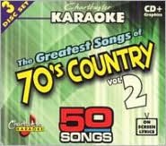 Chartbuster Karaoke: Greatest Songs of 70s Country, Vol. 2
