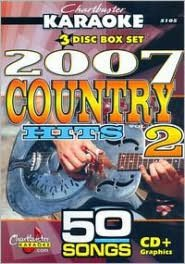 Karaoke: Country 2007, Vol. 2