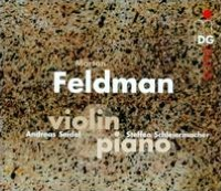 Morton Feldman: Violin & Piano