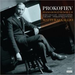 Prokofiev: Piano Sonatas Nos. 1-9
