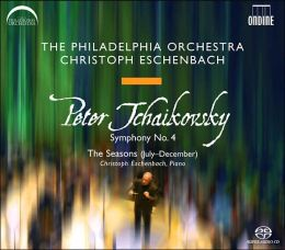 Tchaikovsky: Symphony No. 4, The Seasons [Hybrid SACD]