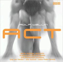 Rolf Wallin: Act