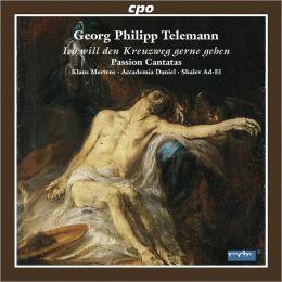 G.P. Telemann: Passion Cantatas