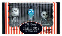 Tim Burton PVC Set #2 - Toxic Boy