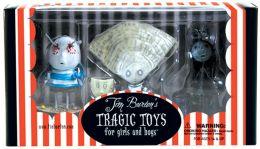 Tim Burton PVC Set #3 - Oyster Boy
