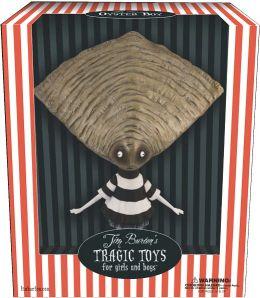 Oyster Boy Vinyl Figure