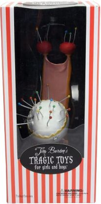 Pin Cushion Queen Vinyl Figure
