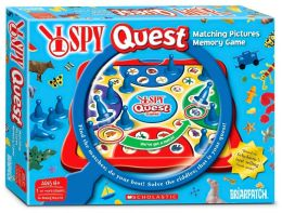 I Spy Quest Game