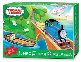 Thomas Floor Puzzle - View of the Isle of Sodor