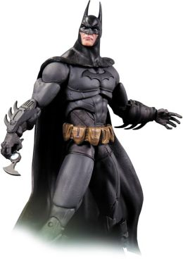 Batman: Arkham City Series 4 Batman Action Figure