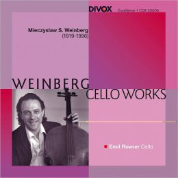 Mieczyslaw Weinberg: Cello Works