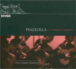 Piazzolla: 4 Seasons 4 Guitars