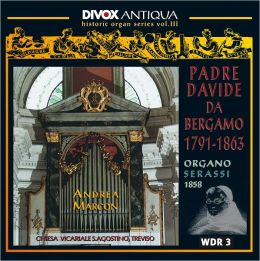 Bergano: Romantic Organ Works (Historic Organ Series, Vol. 3)
