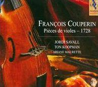 François Couperin: Pièces de violes, 1728