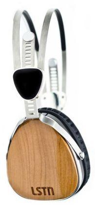 LSTN Troubadours Headphones - Beech Wood
