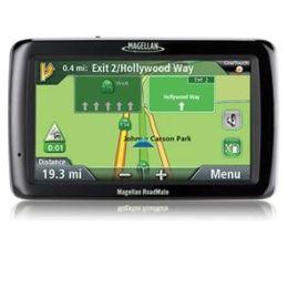 Magellan RoadMate 5045-LM GPS - 5 LCD, Lifetime Maps