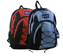 Bazic 1004-20 17 in. Eclipse Backpack- Pack of 20