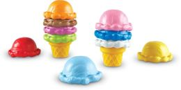 Smart Snacks Rainbow Color Cones