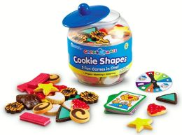 Goodie Games™ Cookie Shapes