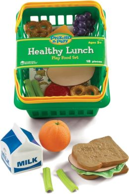 Pretend & Play®Healthy Lunch Basket