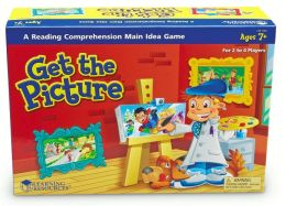 Get the Picture™  Main Idea Reading Comprehension Game