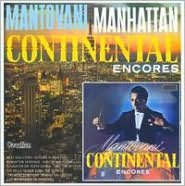 Continental Encores/Mantovani: Manhattan