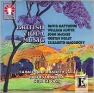 British Viola Music