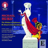 Michael Hurd: The Window of Ephesus; Mr. Owen's Great Endeavour