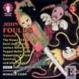 CD Cover Image. Title: John Foulds, Vol. 4, Artist: Ronald Corp