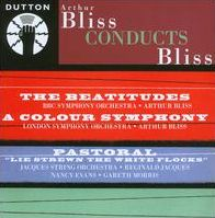 Arthur Bliss Conducts Bliss