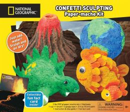 National Geographic Paper Mache Kit