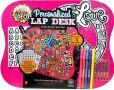 Product Image. Title: Doodle Deco Lap Desk