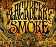 CD Cover Image. Title: Leave a Scar: Live North Carolina, Artist: Blackberry Smoke