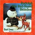 CD Cover Image. Title: Rudolph the Red-Nosed Reindeer, Artist: Burl Ives