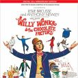 CD Cover Image. Title: Willy Wonka & the Chocolate Factory, Artist: Leslie Bricusse