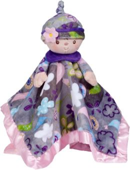 Anna Pink & Green Doll Snuggler