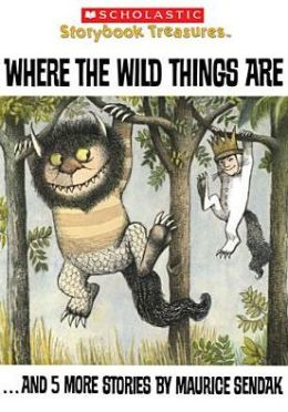 Scholastic: Where The Wild Things Are & 5 More Stories