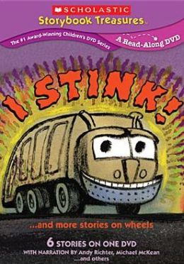 I Stink!... and More Stories on Wheels