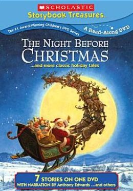 Night before Christmas & More Classic Holiday Tale