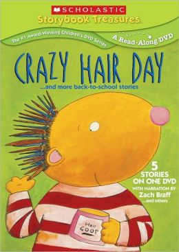 Crazy Hair Day... and More Funny School Adventures